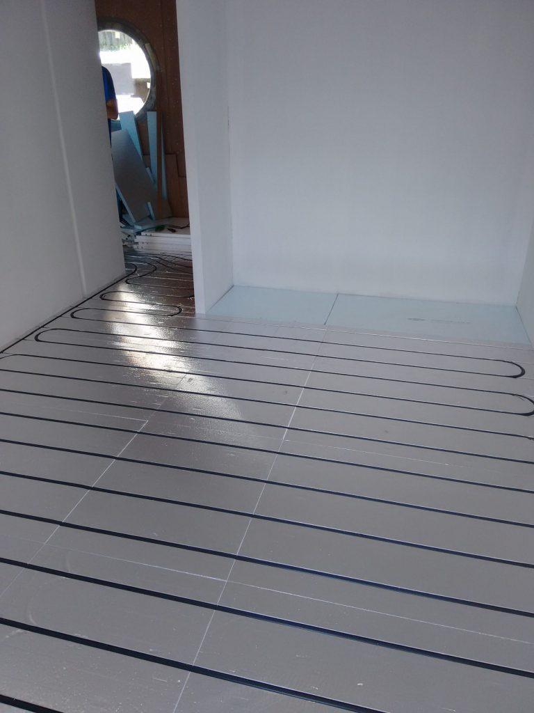 Avis Chauffage Au Sol Electrique plancher chauffant sans chape : le chauffage idéal en