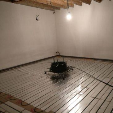 Plancher chauffant sans chape : le chauffage idéal en rénovation