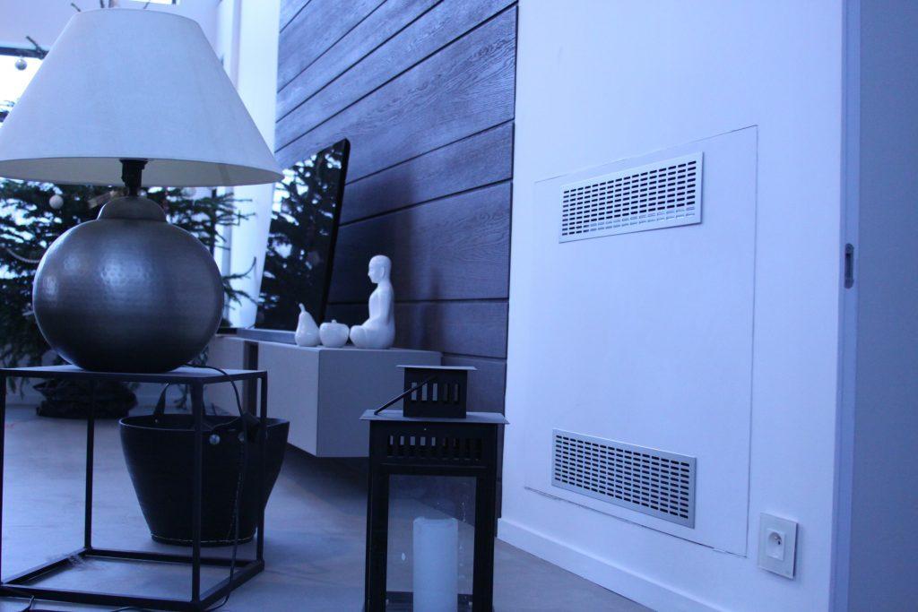 installation chauffage climatisation ventilo convecteur