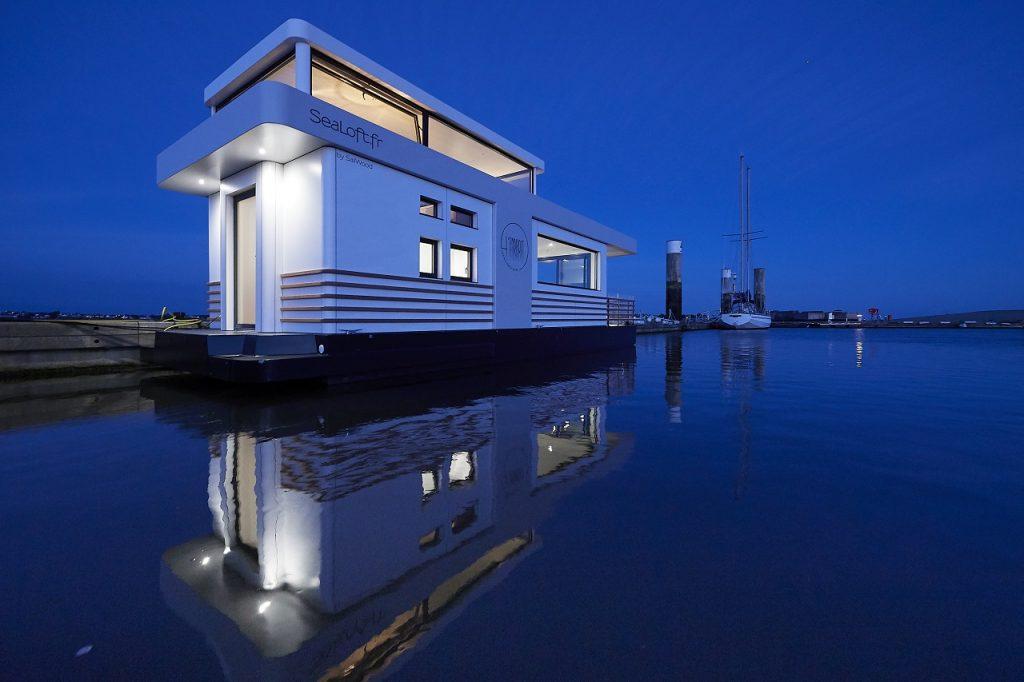 maison flottante sealoft